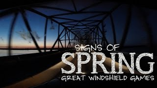 Signs of Spring 04-04-16