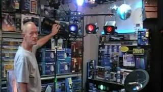 ELIMINATOR SUPER 4 PACK LED LIGHTING SYSTEM