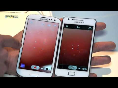 Samsung Galaxy S3 VS Samsung Galaxy S2 Comparison