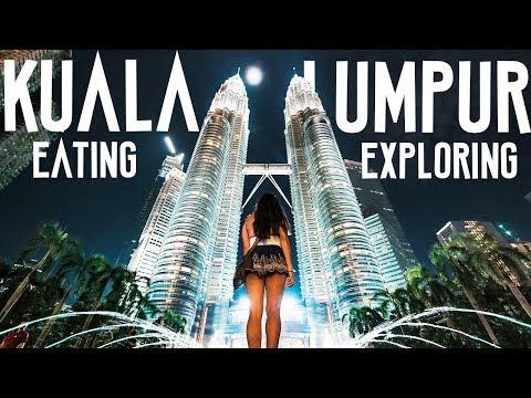 FIRST TIME IN KUALA LUMPUR // MALAYSIA 2017