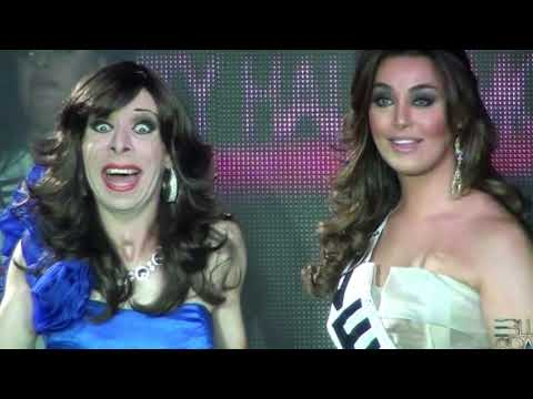 Blue Space Oficial - Humor - Miss Universo 2013 parte 2 - 17/11/2013