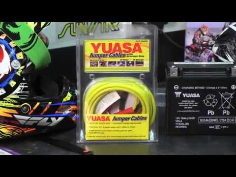 Gamma Parts and Accessories:  Booster Cables