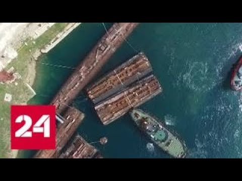 Ликвидация 2.0. Специальный репортаж Антона Борисова - Россия 24
