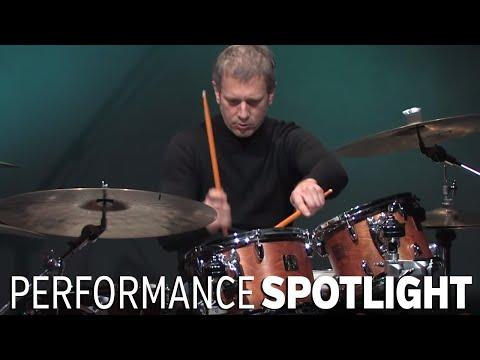 Performance Spotlight: Dave Weckl