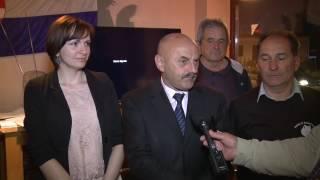 Karlo Starčević u izbornoj noći