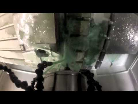 AR-15 by CMT Tactical Billet UHP-15 Receiver Machining Video