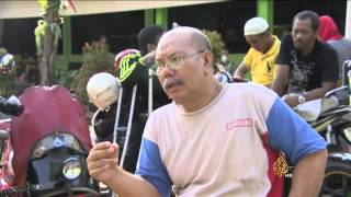 رخصة لقيادة الدراجات النارية والسيارات بإندونيسيا لذوي الإعاقة