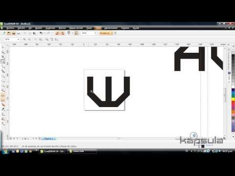 Crear Fuente Tipográfica con CorelDRAW PARTE 1: Conceptos Básicos