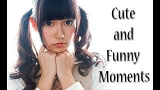 Himeka Nakamoto (中元日芽香) Cute and Funny Moments