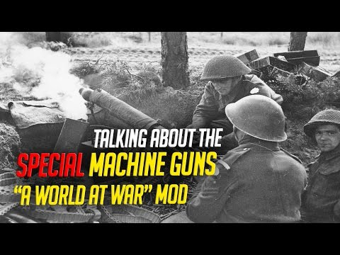 Talking about Machine Guns (Special) -