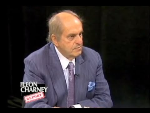 Israeli-Palestinian Peace Talk Special EP7   Charney Report