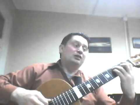 ДОЖДЬ соло на классической гитаре
