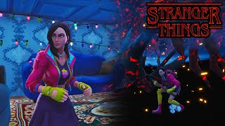 STRANGER THINGS DEATHRUN - Fortnite Creative