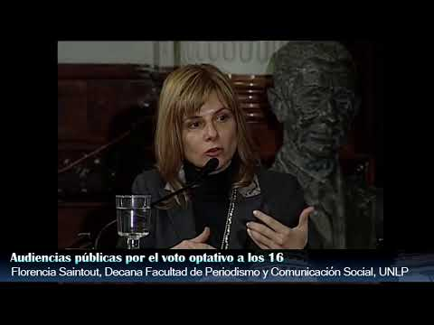 Voto 16, audiencias publicas