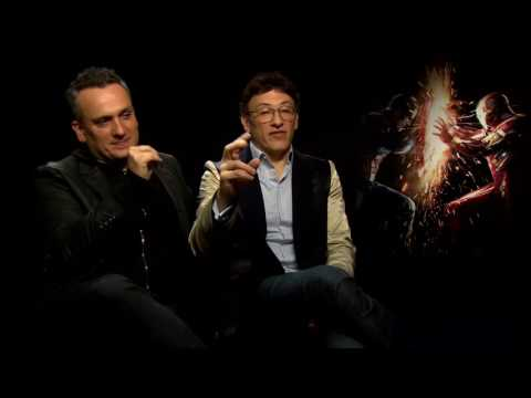 Anthony and Joe Russo Captain America: Civil War interview