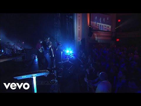 Phoenix - Armistice (Live on Letterman)
