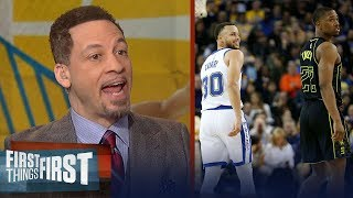 Chris Broussard reveals how Warriors can win after Curry