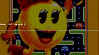 Act 1: They Meet - Ms. Pac-Man - Sega Master System -