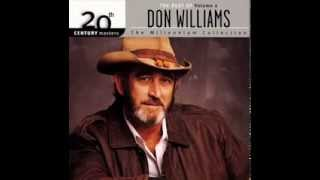 Watch Don Williams Some Broken Hearts Never Mend video
