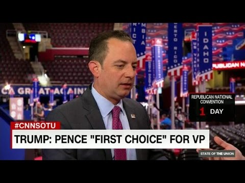 RNC Chairman Reince Priebus on State of the Union - Full