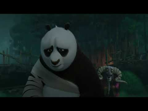 Kung Fu Panda 2 - Story of Po's Childhood