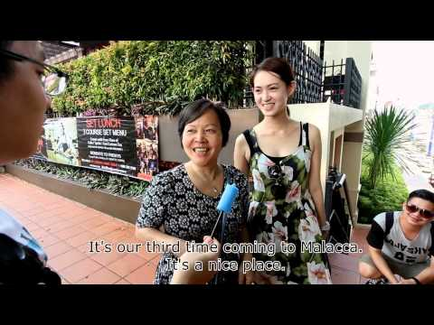 Malacca - A Chinese Heritage