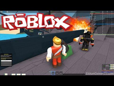 I'M A PIRATE!! Roblox Galleons