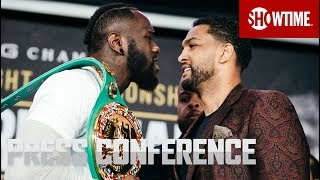 Wilder vs. Breazeale: Press Conference | SHOWTIME CHAMPIONSHIP BOXING