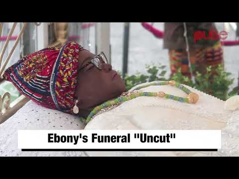 "#RIPEBONY  Ebony Funeral ""Uncut"" 