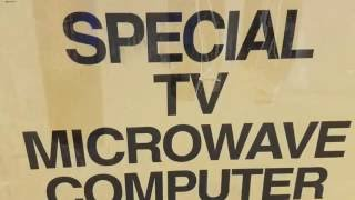 UNBOXING OF SPECIAL MICROWAVE COMPUTER by Classic Game Room