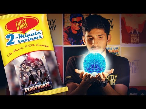 Maayavan - 2 Minute Review | Sundeep Kishan | Fully Filmy
