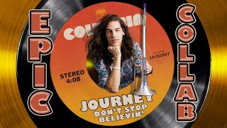 Journey Dont Stop Believin Itf Collaboration 2017