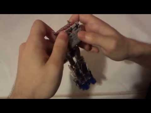 UNBOXiNG Transformers Age of Extinction Silver Knight Optimus Prime and Grimlock Figures PT.2 OF 2