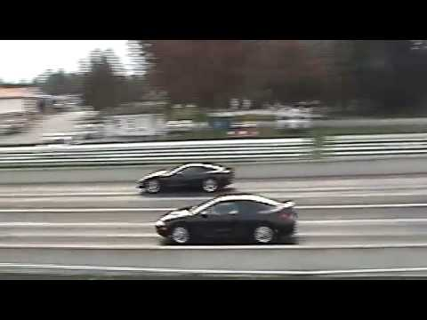 1995 GSX vs 2004 Corvette