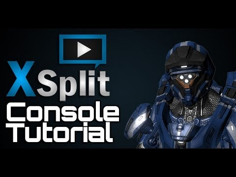 Xsplit Console Streaming Tutorial | Basic Setup/Settings for HD