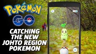 Catching 11 New Pokemon in the Latest Pokemon GO Update