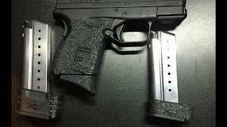 """Springfield XDS 9mm Review - 3.3"""" Black"""
