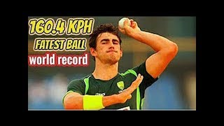 Top 10 Current Fastest Bowlers in the World of Cricket 2019