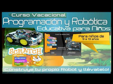 Programación Y Robótica Educativa Para Niños