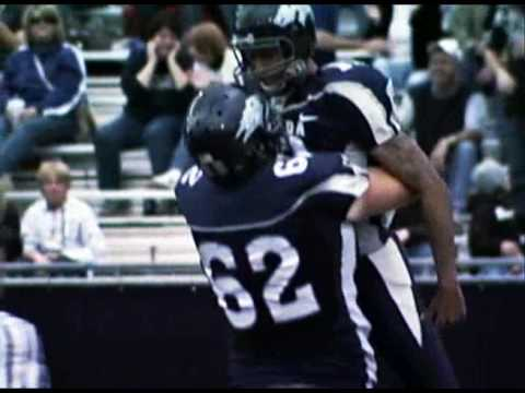 Nevada Wolf Pack Football 2009 - Colin Kaepernick Video