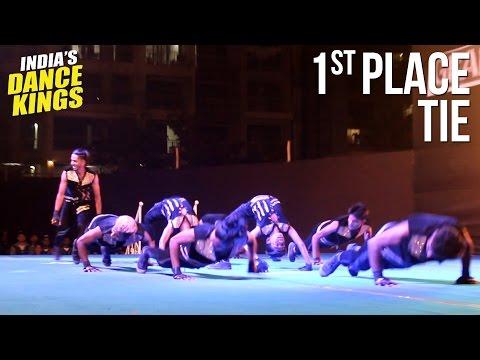 1st Place Tie D Trix Crew Pune India S Dance