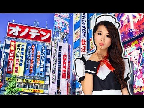 Tokyo, Japan in 1 Minute