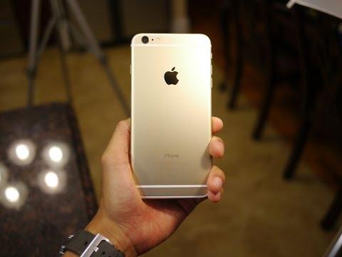 Apple iPhone 6 Plus unboxing
