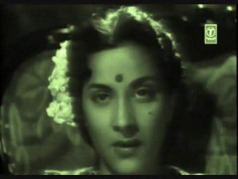 Main Dil Hoon Ek Arman Bhara.. Anhonee1952 -talat Mehmood - Satyendra Athaiyya - Roshanlal video