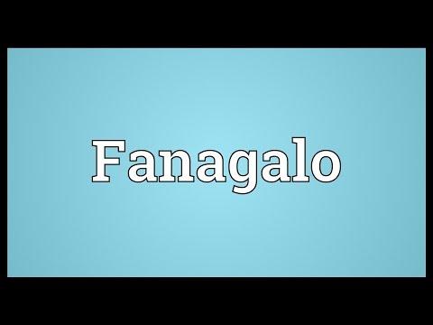 Header of Fanagalo