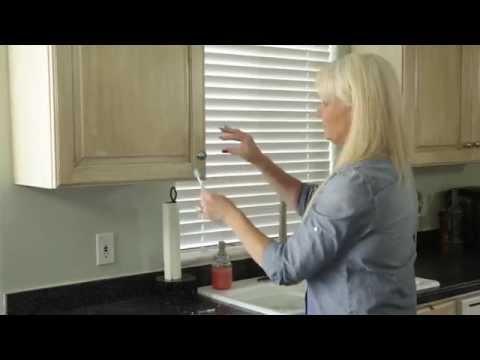 """Kitchen Cabinet """"Gunk"""" Remover"""