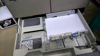01. #canonadvance6075Canon Image runner advance 6055,6075 photocopier machine