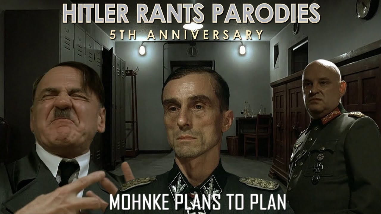 Mohnke plans to plan
