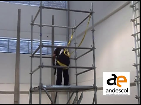 Armado de Andamio Multidireccional.mp4