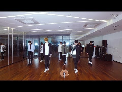 IN2IT - 뺏겠어 STEAL YOUR HEART (DANCE PRACTICE VIDEO)